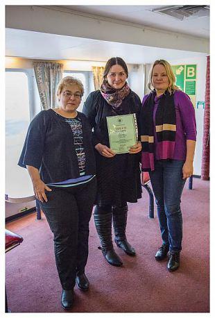 Naiskodukaitse avalike suhete ja ajaloo erialavõistluse võitis Pärnumaa ringkond