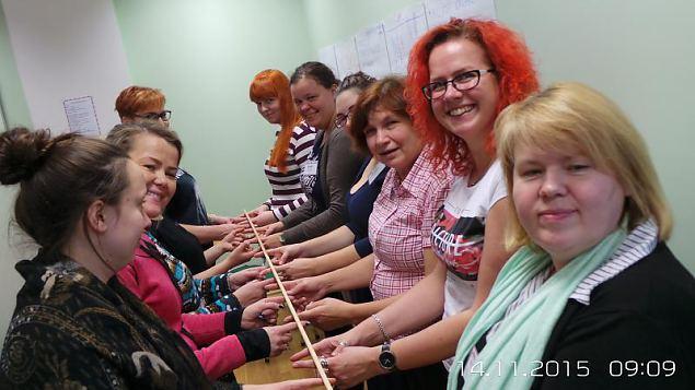 Avalike suhete grupijuhtide õppepäevad Viljandis