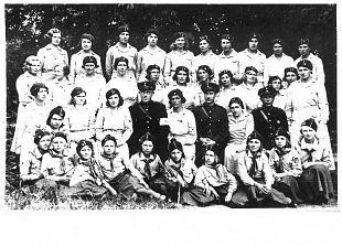 Naiskodukaitse Lõuna-Läänemaa jaoskonna esimene aasta