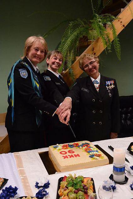 Saaremaa ringkond pidas 90. aastapäeva