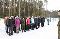 Naistepäeva laskevõistlus 2016 Metsnikul