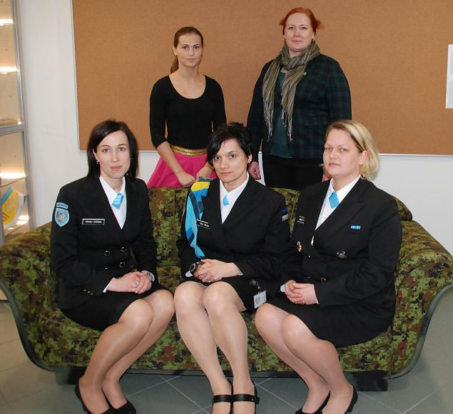 Jõgeva naiskodukaitsjate ringkonnakogu
