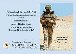Naiskodukaitse Pärnumaa ringkond annab veteranidele au!