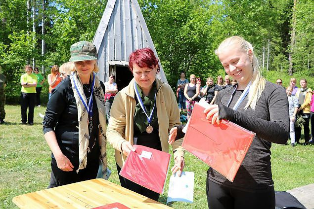 Esmaabi erialavõistluse võitis Võrumaa ringkond