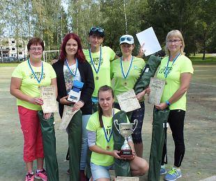 Naiskodukaitsjad üle Eesti võtsid mõõtu osavuses ja teadmistes