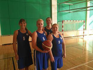 Harju naised Jõustruktuuride spordimängudel