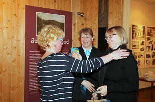 Väike-Maarja jaoskonna esinaisena jätkab Anneli Mikiver