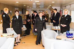 Parvlaeval Tõll näeb Naiskodukaitse Saaremaa ringkonna tegemisi