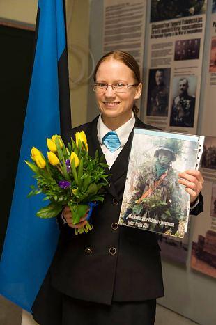 Eesti Vabariigi 99. aastapäeva aktus Orissaares