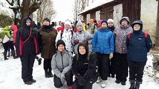 Kose naiskodukaitsjad Pitka matkal