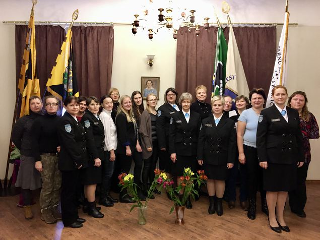 Pärnu jaoskonnas toimus üldkoosolek