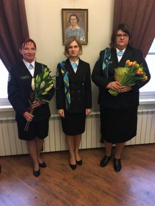 Naiskodukaitse Pärnumaa ringkonnal on uus esinaine
