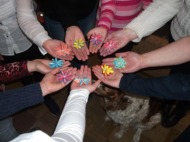 Paastumaarjapäeva tähistasime nii siin- kui sealpool Saaremaal