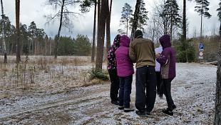 Märjamaa jaoskond alustas orienteerumishooaega moboga