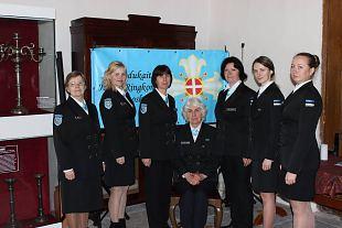 Kosel tähistati Naiskodukaitse mälestuspäeva