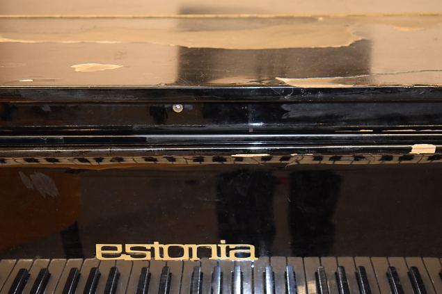 Vana klaveri taassünd