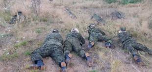 16.-17. septembril toimus baasväljaõppe sõdurioskuste moodul