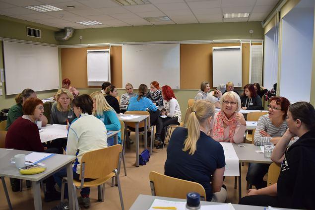 Esimene ohutushoiu kursus Tartu ringkonnas