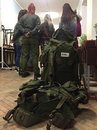 Sõdurioskuste baasväljaõpe sai läbitud