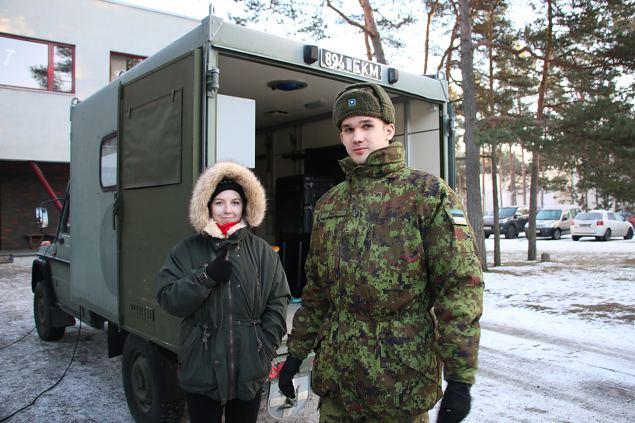 Tsiviil-militaarkoostöö väljaõpe