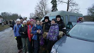 Saarlased Ekströmi marsil