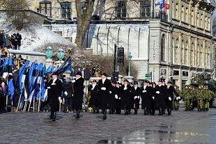 """""""Meil merevood on vabad … olen uhke, et olen eestlane, naiskodukaitsja!"""""""