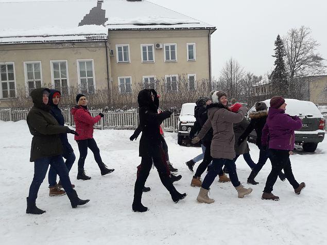 Organisatsiooniõppe moodul 17.-18. veebruar 2018 Põlvas.