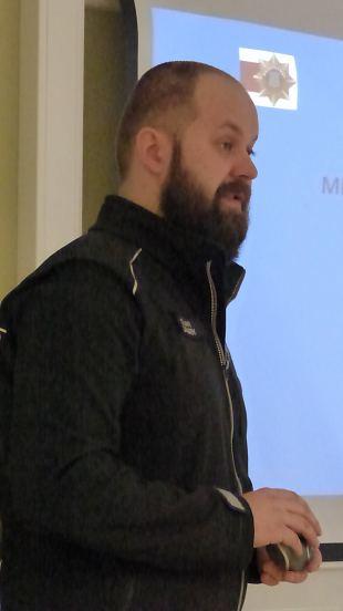 Kuidas hoida ohutust ehk Ohutushoiu kursus 16.-18. märtsil Tartu ringkonnas