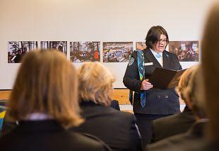 Kõne isamaale 2018 - Karmen Vesselov, Pärnumaa ringkonna esinaine