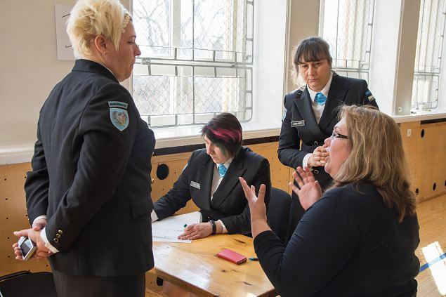 Saaremaa ringkonna naiskodukaitsjad pidasid mõttetalguid