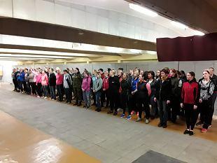 Narvas vihisesid lisaks tuulele ka kuulid - toimus Naiskodukaitse laskevõistlus