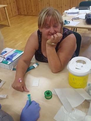 Veneveres õpiti meditsiiniabi korraldamist suurõnnetuse korral