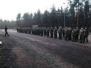 Meie naised Soome metsas ehk ''Intti Tutuksi''