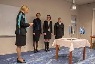 Naiskodukaitse Saaremaa ringkond pidas sünnipäeva