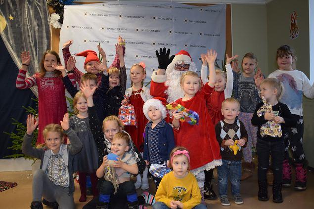 Laste jõulupidu