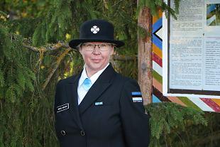 Viru ringkonna aasta naiskodukaitsja on Anneli Mikiver