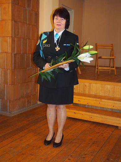 Esti Taal - vanaema, rahvatantsija, tolliametnik ja naiskodukaitsja
