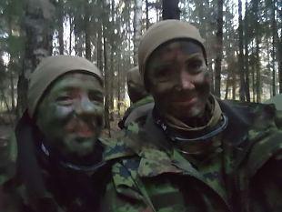 Kaitseliidu sõdurioskuste kursusel õpib palju!