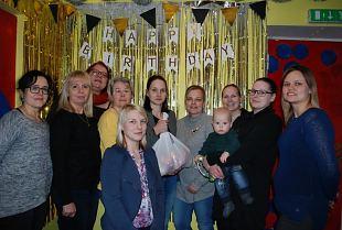 Lõuna – Viljandil jaoskonnal oli põhjust tähistamiseks.