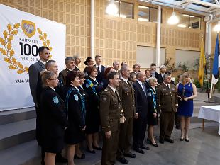 Jaanuar - Utria dessant, Aasta naiskodukaitsja, Narva jaoskonna üldkoosolek