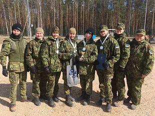Tartu võistkonnad saavutasid Naiskodukaitse taktikalisel laskevõistlusel teise ja neljanda koha