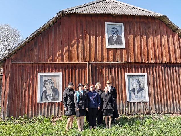 Mälestuspäev Mulgimaal Mustla pääl