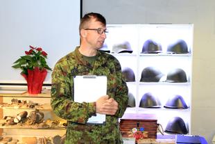 Orissaare jaoskond avas juubeli puhul fotode püsinäituse