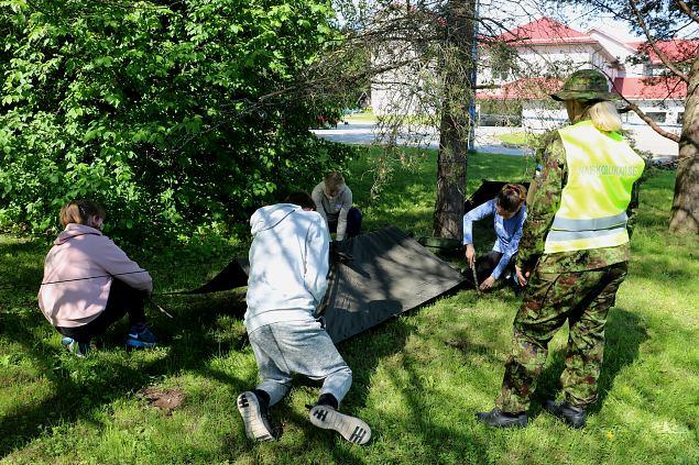 Ohutushoiulaagris osalenud on kriisiolukordadeks valmisolekule väga lähedal