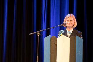 Esinaise Airi Toominga kõne Naiskodukaitse aastapäeval