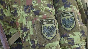 Naiskodukaitsjad Hiinas sõjaväelaste militaarmängudel