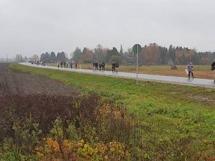Märjamaa Mägral mängis mäkra ainult ilm