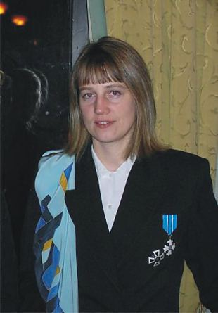 In memoriam KAJA PERNIK (26.09.1971 – 09.03.2011)