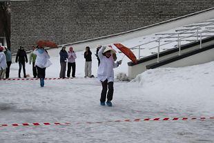 Tallinna ringkonna liikmed pidasid vastlapäeva