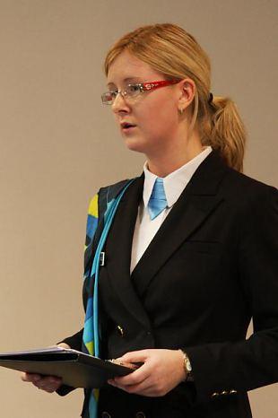 Kõne Isamaale 2011 - Erle Eenmaa, Tallinna ringkonna esinaine